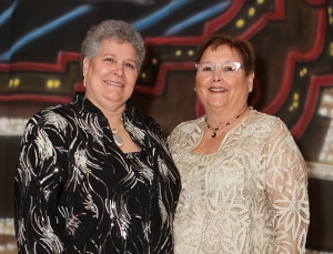 Alice Randolph and Sherry Kaplan Roberts