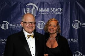 Dr. Mark B. Rosenberg and Rosalie Rosenberg