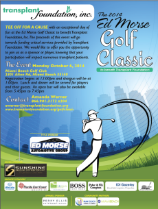 2014 Ed Mose Gold Classic Flier