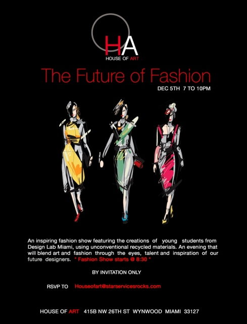 House of Art - Future of Fashion